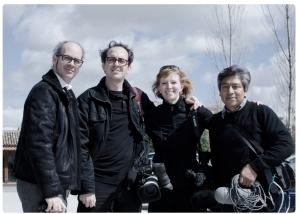 equipo de fotografía y video